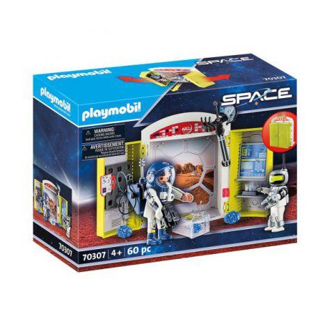 Cutie de joaca - misiune pe marte PM70307 Playmobil