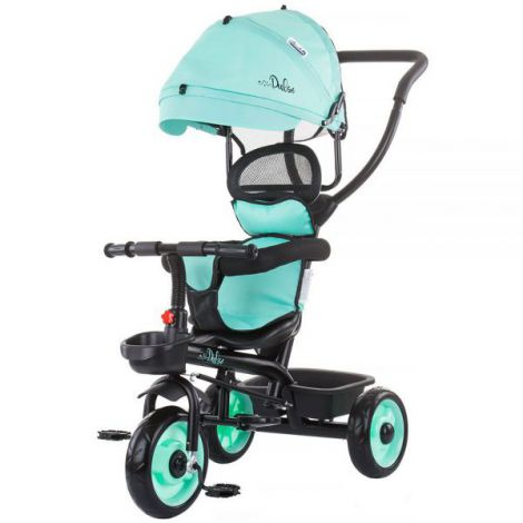 Tricicleta Chipolino Pulse mint