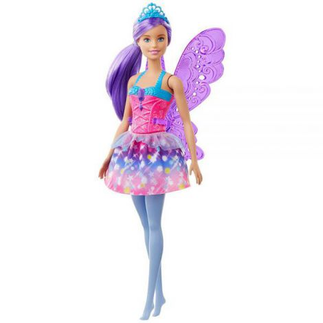Papusa Barbie by Mattel Dreamtopia Zana GJK00
