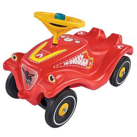 Masinuta de impins Big Bobby Car Classic Fire Fighter