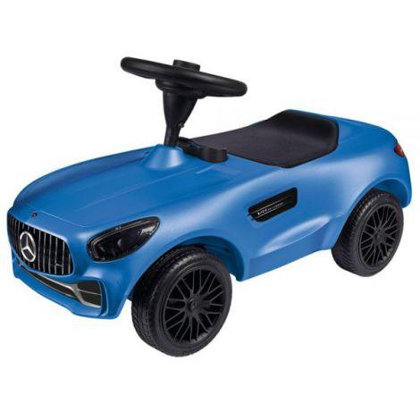 Masinuta de impins Big Bobby Mercedes Benz AMG GT blue