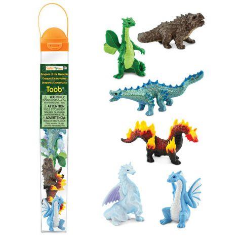 Tub cu figurine Dragonii