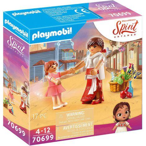 Fetita Lucky si mama ei Milagro PM70699 Playmobil Spirit