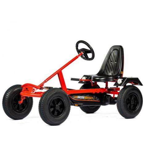 Kart Cu Pedale Dino Cars Sport Bf1 (rosu)