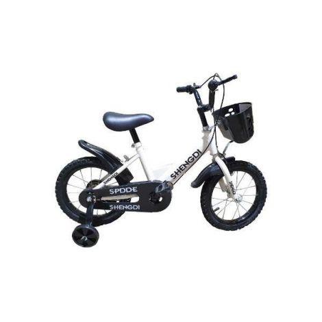 Bicicleta copii 14 inch cu roti ajutatoare