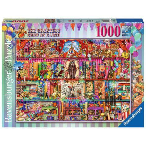 PUZZLE CEL MAI MARE SPECTACOL, 1000 PIESE
