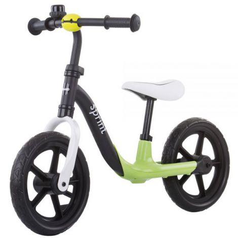 Bicicleta fara pedale Chipolino Sprint green