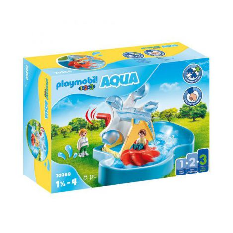 1.2.3 carusel acvatic PM70268 Playmobil