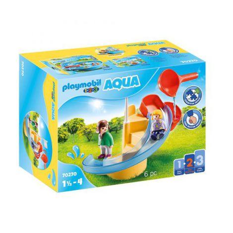 1.2.3 tobogan de apa PM70270 Playmobil