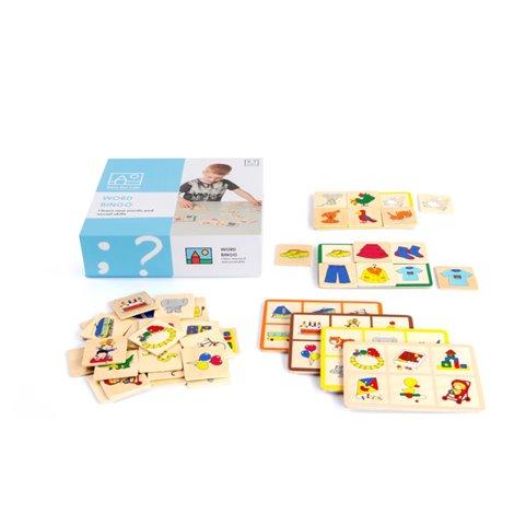 Joc Educativ Bingo cu imagini