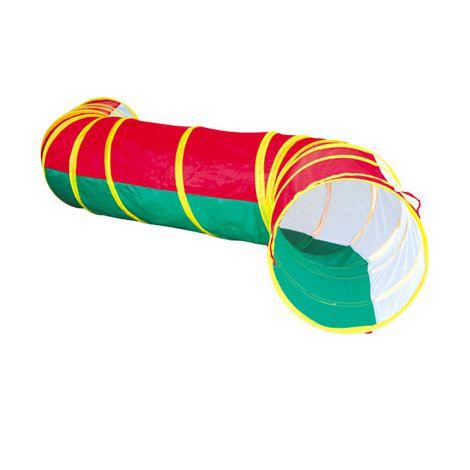 Tunel de joaca pentru copii Serpentine Color