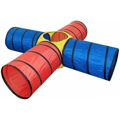 Tunel de joaca Cross Color