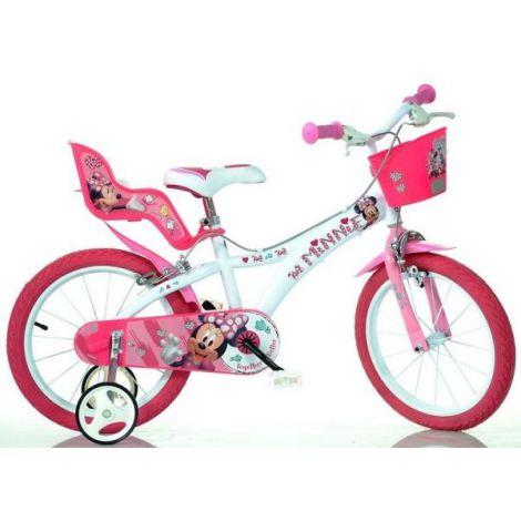 Bicicleta minnie mouse 14 - dino bikes 614mm