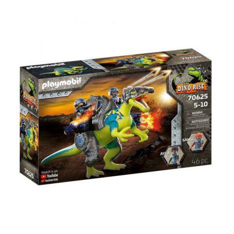 Spinosaurus - putere dubla de aparare PM70625 Playmobil