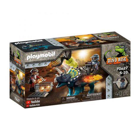Triceratops - batalia pentru piatra legendara PM70627 Playmobil