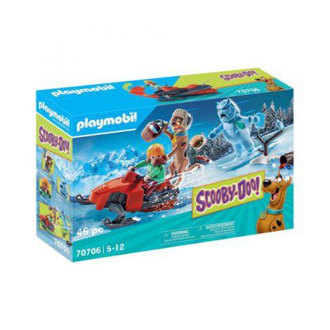 Scooby-doo! aventuri cu fantoma zapezii PM70706 Playmobil