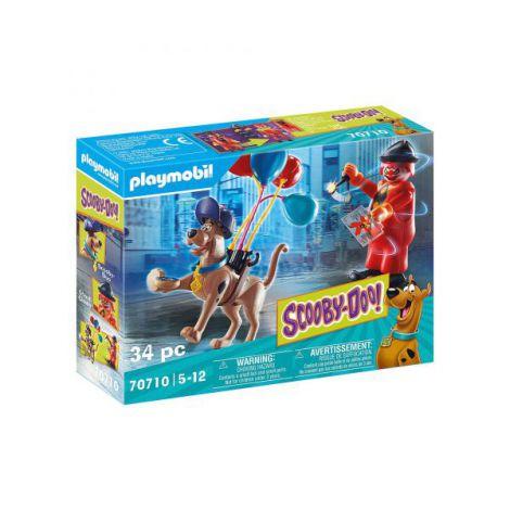 Scooby-doo! aventuri cu fantoma clovn PM70710 Playmobil