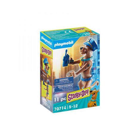 Figurina de colectie - scooby-doo! politist PM70714 Playmobil
