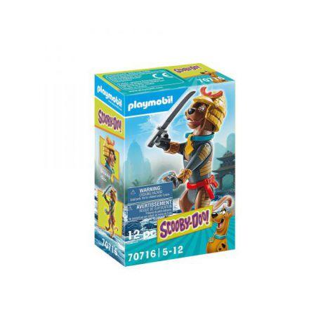 Figurina de colectie - scooby-doo! samurai PM70716 Playmobil