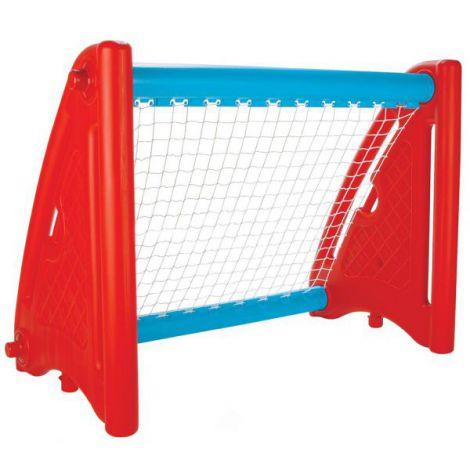 Poarta de fotbal pentru copii Pilsan Miniature Soccer Goal red