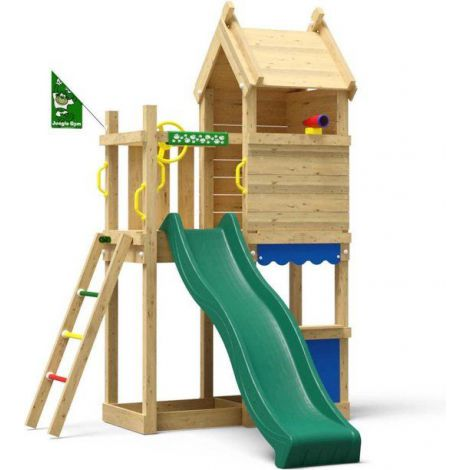 Complex de joaca din lemn Resort - Jungle Gym