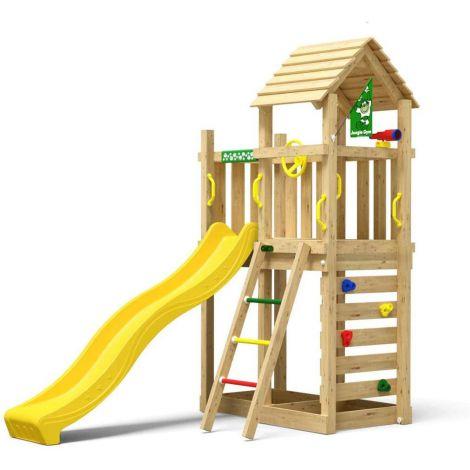 Complex de joaca din lemn Safari - Jungle Gym