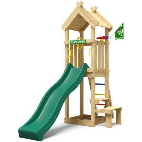 Complex de joaca din lemn Totem - Jungle Gym