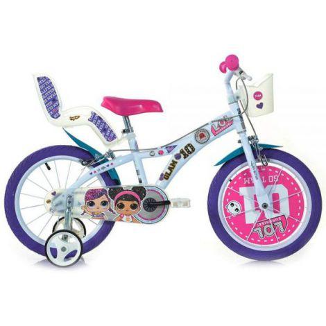 Bicicleta lol 16 - dino