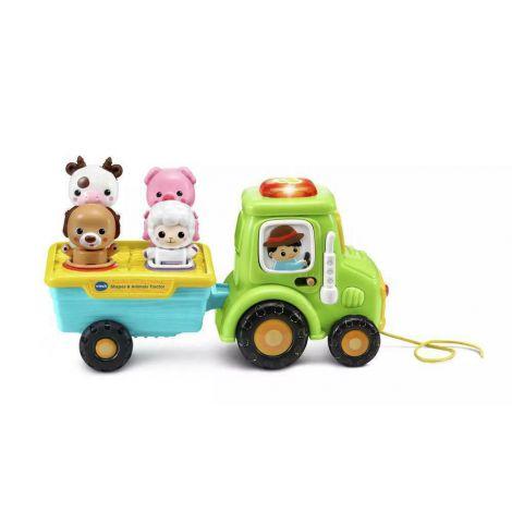 Vtech tractor cu animale