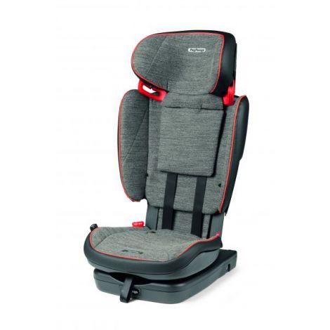 Scaun Auto Viaggio 2-3 Flex, Peg Perego, Wonder Grey, 15-36 kg