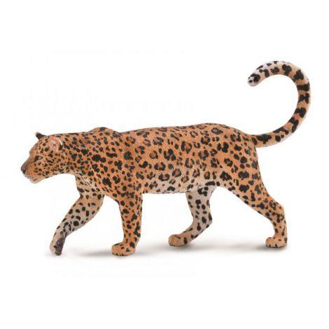 Figurina pictata manual Leopard African