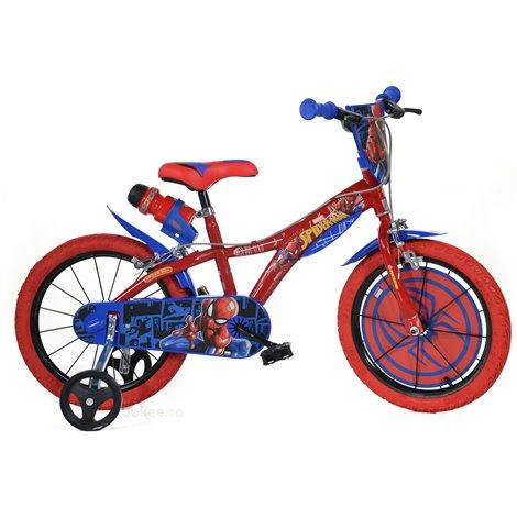 Bicicleta spiderman 14 - dino bikes-614sm