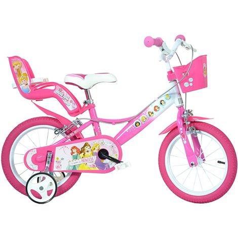 Bicicleta princess 14 - dino bikes-144pss