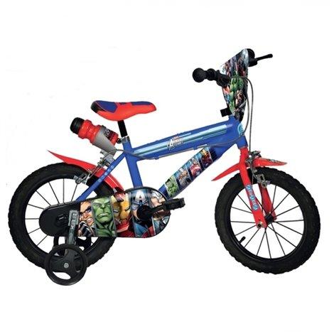 "Bicicleta avengers 14"" dino bikes"