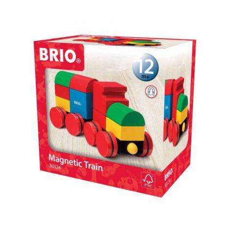 Tren magnetic 30124 Brio