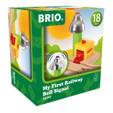Primul meu semnal de tren 33707 Brio
