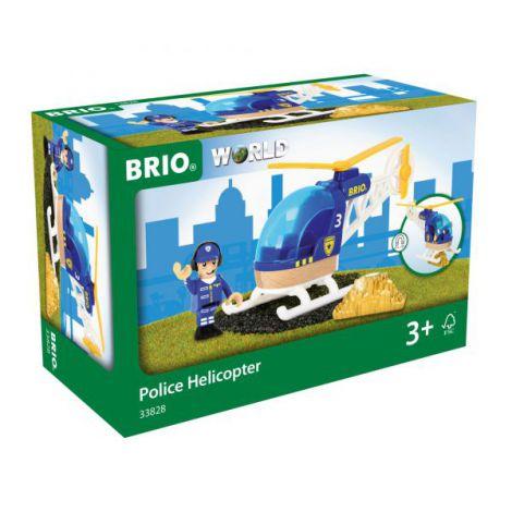 Elicopter de politie 33828 Brio