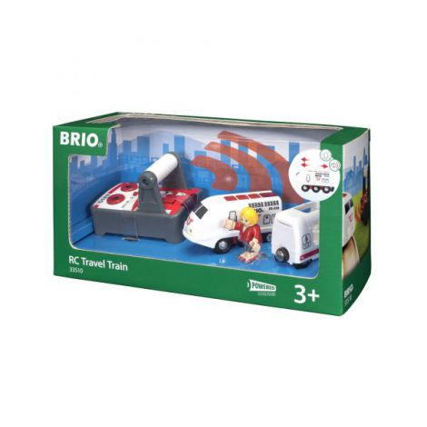 Tren de calatori cu telecomanda 33510 Brio