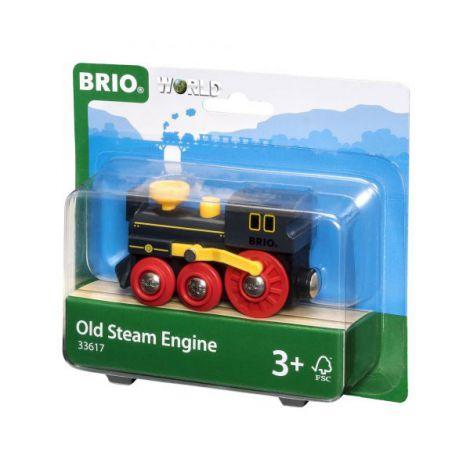 Locomotiva cu aburi 33617 Brio