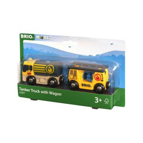 Vagon cu cisterna 33907 Brio