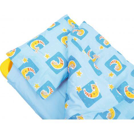 Lenjerie de pat pentru gradinita Bleu
