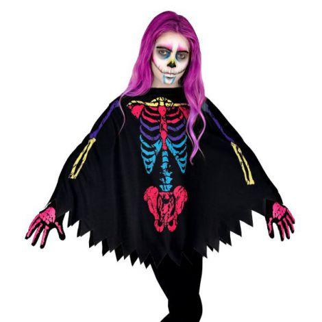 Pelerina copii schelet