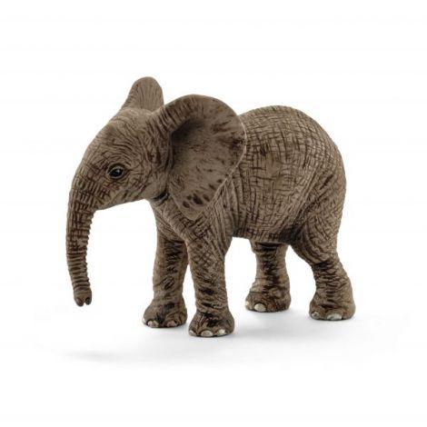 Schleich elefant african, pui
