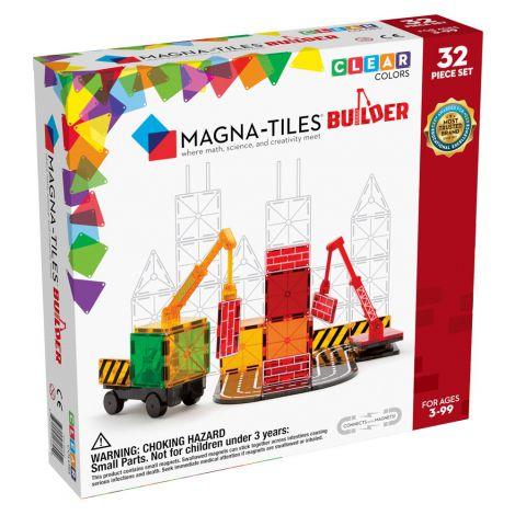Set Magnetic Magna-Tiles Builder