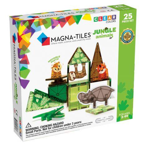 Set magnetic Magna-Tiles Jungle Animals