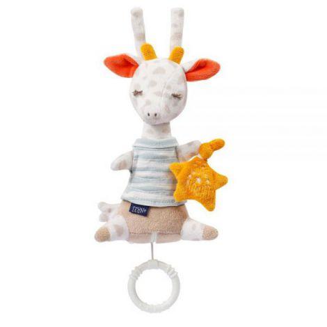 Jucarie muzicala mini - girafa somnoroasa