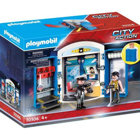 Set Statie de politie Playmobil 70306 City Action