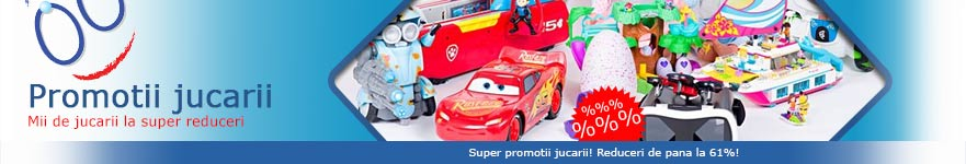 Promotii jucarii Ookee.ro