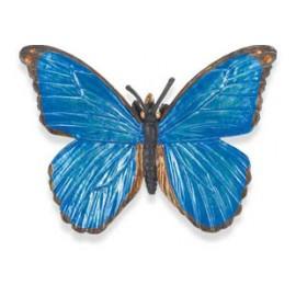 Fluture albastru - Figurina
