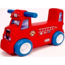 Masinuta pompieri fara pedale